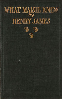James, Henry - What Maisie Knew, ebook