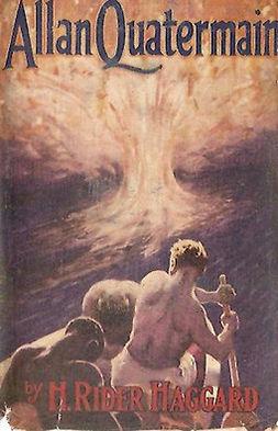 Haggard, Henry Rider - Allan Quartermain, ebook