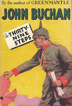 Buchan, John - The Thirty-Nine Steps, ebook