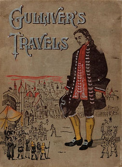 Swift, Jonathan - Gulliver's Travels, ebook