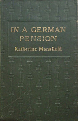 Mansfield, Katherine - In a German Pension, ebook
