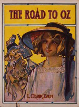 Baum, L. Frank - The Road to Oz, ebook
