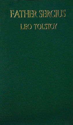 Tolstoj, Leo - Father Sergius, ebook