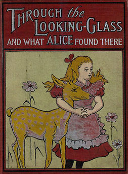 Carrol, Lewis - Through the Looking-glass and What Alice Found There, ebook
