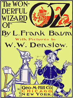Baum, L. Frank - The Wonderful Wizard of Oz, e-kirja