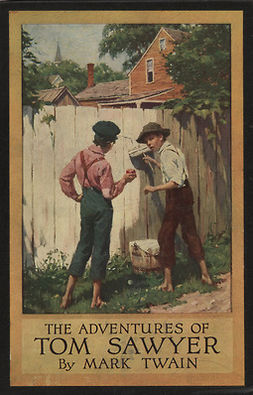 Twain, Mark - The Adventures of Tom Sawyer, e-kirja