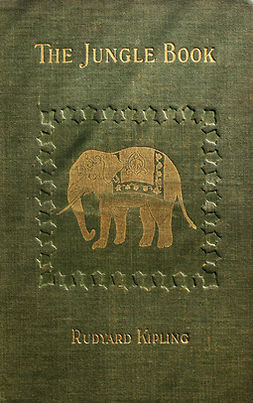 Kipling, Rudyard - The Jungle Book, ebook
