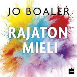 Boaler, Jo - Rajaton mieli, äänikirja