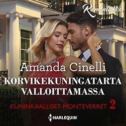 Cinelli, Amanda - Korvikekuningatarta valloittamassa, äänikirja