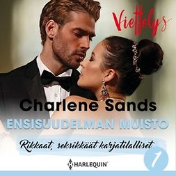 Sands, Charlene - Ensisuudelman muisto, äänikirja