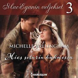 Willingham, Michelle - Mies soturin hahmossa, äänikirja