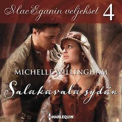 Willingham, Michelle - Salakavala sydän, äänikirja