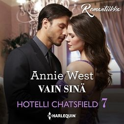West, Annie - Vain sinä, äänikirja