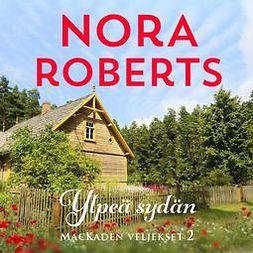 Roberts, Nora - Ylpeä sydän, äänikirja