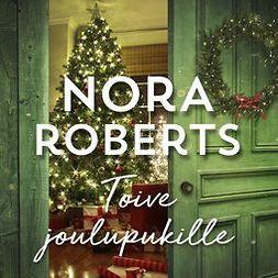 Roberts, Nora - Toive joulupukille, äänikirja