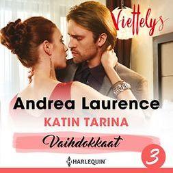 Laurence, Andrea - Katin tarina, äänikirja