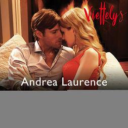 Laurence, Andrea - Kolmekymmentä päivää, äänikirja