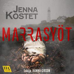Kostet, Jenna - Marrasyöt, äänikirja