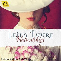 Tuure, Leila - Hatuntekijä, audiobook