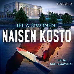 Simonen, Leila - Naisen kosto, äänikirja