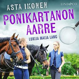 - Ponikartanon aarre, audiobook