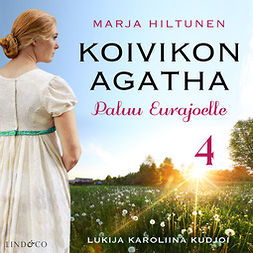 Hiltunen, Marja - Paluu Eurajoelle, audiobook