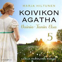 Hiltunen, Marja - Vainio-Tanin Elsa, audiobook