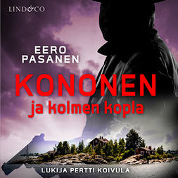 Pasanen, Eero - Kononen ja kolmen kopla, audiobook