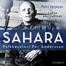 Sarjanen, Petri - Sahara - Palkkasoturi, äänikirja