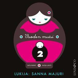 Lakho, Hameeda - Näkymättömät kalterit, äänikirja