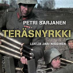 Sarjanen, Petri - Teräsnyrkki, audiobook