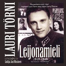 Kallonen, Kari - Lauri Törni - Leijonamieli 1919-1949, äänikirja