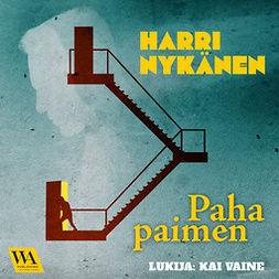Nykänen, Harri - Paha paimen, audiobook