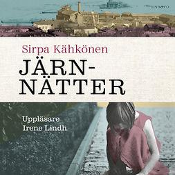 Kähkönen, Sirpa - Järnnätter, audiobook