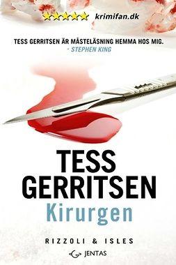 Gerritsen, Tess - Kirurgen, e-bok