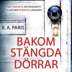 Paris, B.A. - Bakom stängda dörrar, audiobook
