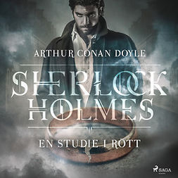 Doyle, Sir Arthur Conan - En studie i rött, audiobook