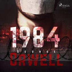 Orwell, George - 1984, audiobook