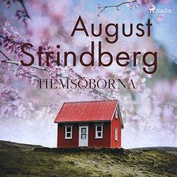 Strindberg, August - Hemsöborna, audiobook