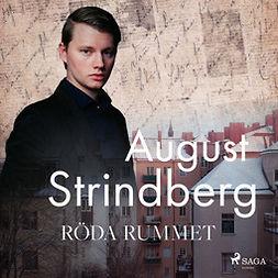 Strindberg, August - Röda rummet, audiobook