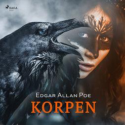 Poe, Edgar Allan - Korpen, audiobook