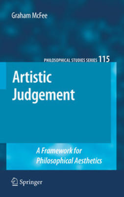 McFee, Graham - Artistic Judgement, e-bok
