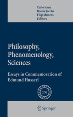 Mattens, Filip - Philosophy, Phenomenology, Sciences, ebook