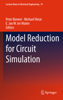 Benner, Peter - Model Reduction for Circuit Simulation, e-bok