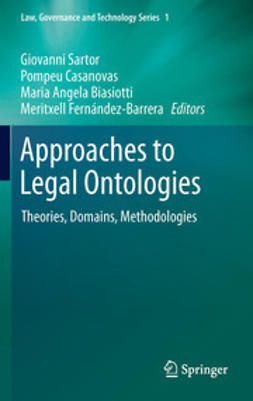 Sartor, Giovanni - Approaches to Legal Ontologies, ebook