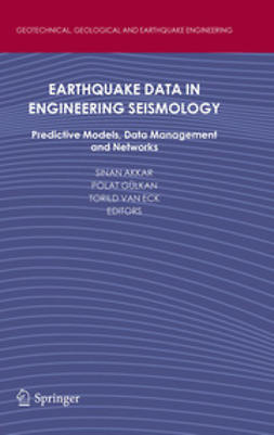 Akkar, Sinan - Earthquake Data in Engineering Seismology, ebook