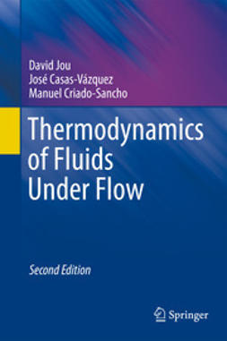 Jou, David - Thermodynamics of Fluids Under Flow, e-bok