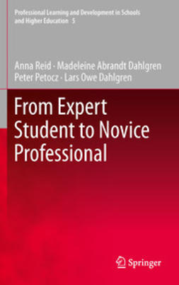 Reid, Anna - From Expert Student to Novice Professional, ebook