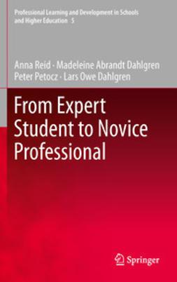 Reid, Anna - From Expert Student to Novice Professional, e-kirja