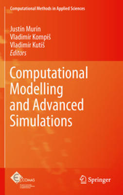 Murín, Justín - Computational Modelling and Advanced Simulations, ebook